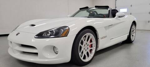 2004 Dodge Viper for sale at 920 Automotive in Watertown WI