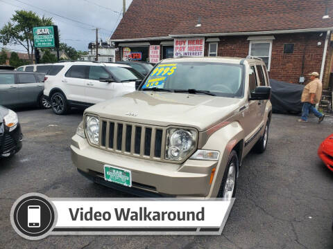 2010 Jeep Liberty for sale at Kar Connection in Little Ferry NJ