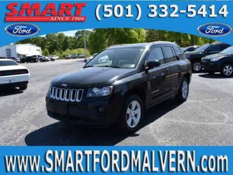 2016 Jeep Compass for sale at Smart Auto Sales of Benton in Benton AR