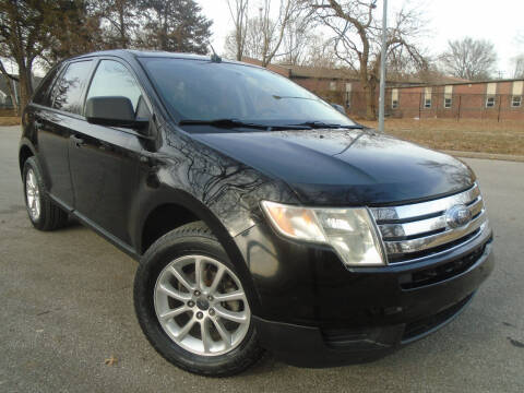 2008 Ford Edge for sale at Sunshine Auto Sales in Kansas City MO