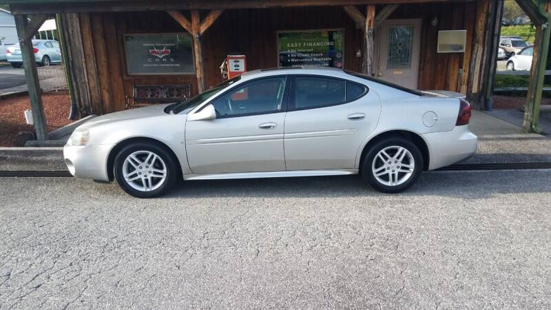 2007 Pontiac Grand Prix for sale at Hobson Performance Cars in East Bend NC