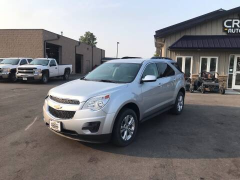 2013 Chevrolet Equinox for sale at Crown Motor Inc in Grand Forks ND