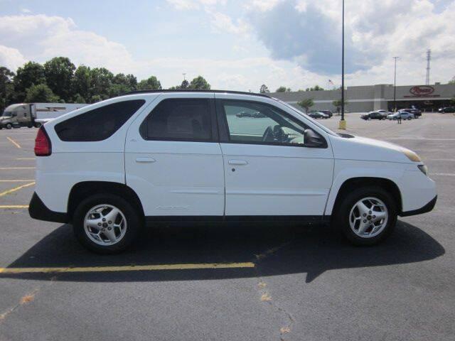 2003 Pontiac Aztek for sale at Freedom Automotive Sales in Union SC