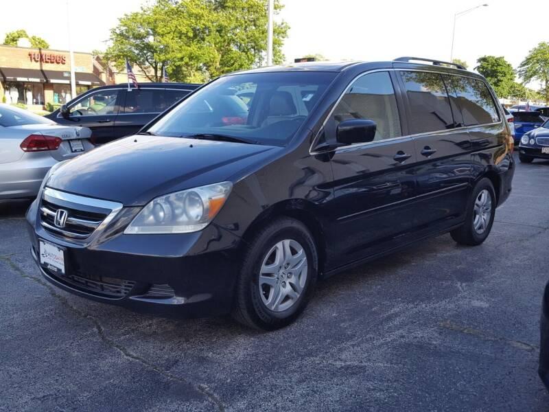 2007 Honda Odyssey for sale at AUTOSAVIN in Elmhurst IL
