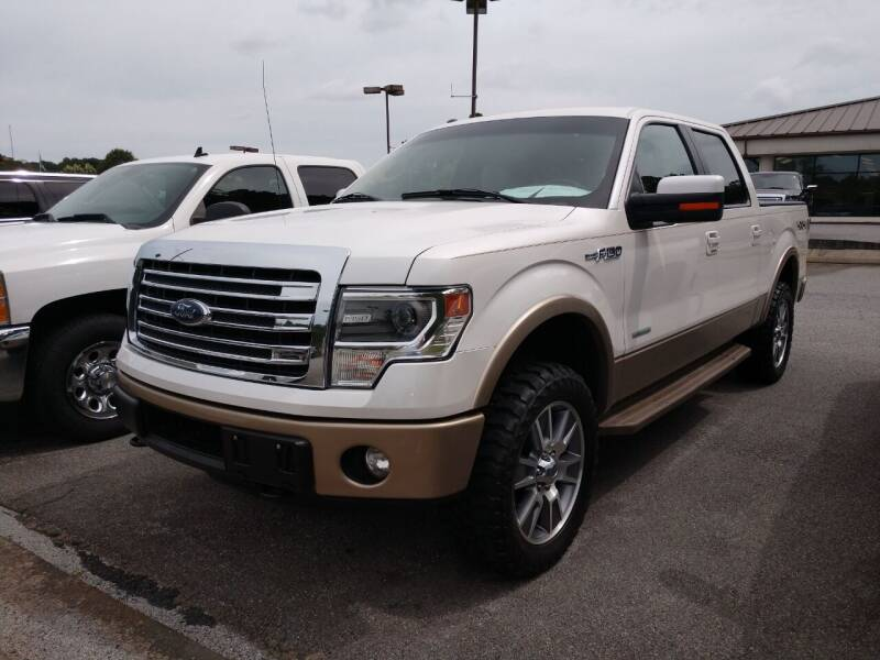 2014 Ford F-150 for sale at Modern Motors - Thomasville INC in Thomasville NC