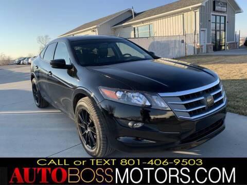 2012 Honda Crosstour for sale at Auto Boss in Woodscross UT