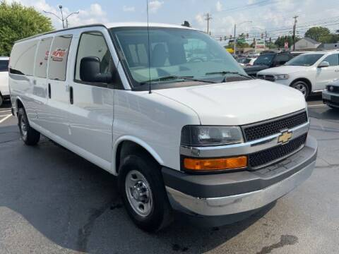 2017 Chevrolet Express Passenger for sale at Dixie Motors in Fairfield OH