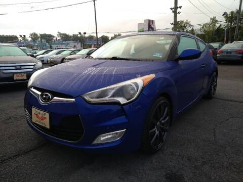 2013 Hyundai Veloster for sale at P J McCafferty Inc in Langhorne PA