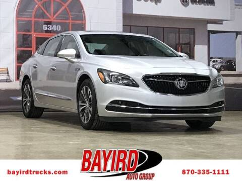 2017 Buick LaCrosse for sale at Bayird Truck Center in Paragould AR