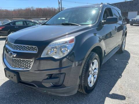 2014 Chevrolet Equinox for sale at Ron Motor Inc. in Wantage NJ