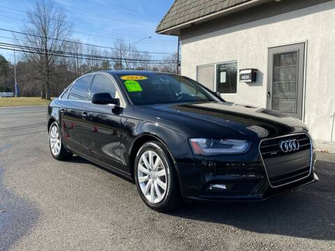 2013 Audi A4 for sale at Vantage Auto Group in Tinton Falls NJ
