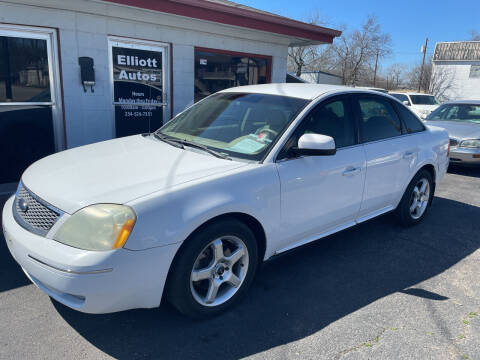 2006 Ford Five Hundred for sale at Elliott Autos in Killeen TX