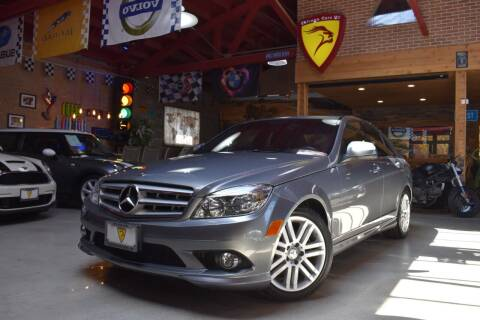 2008 Mercedes-Benz C-Class for sale at Chicago Cars US in Summit IL