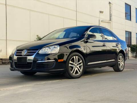 2006 Volkswagen Jetta for sale at New City Auto - Retail Inventory in South El Monte CA