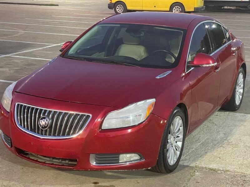 2013 Buick Regal for sale at Hadi Motors in Houston TX