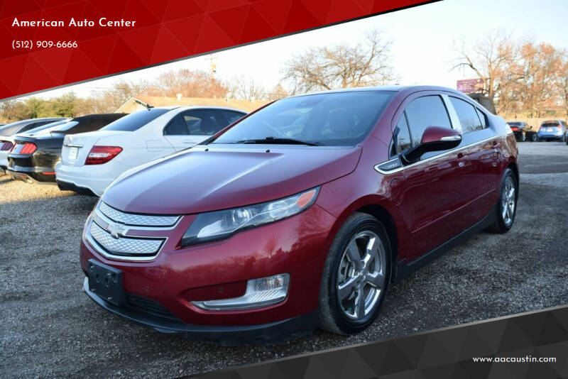 2011 Chevrolet Volt for sale at American Auto Center in Austin TX