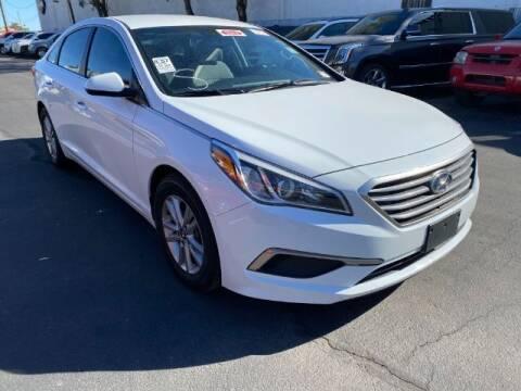 2016 Hyundai Sonata for sale at Brown & Brown Wholesale in Mesa AZ