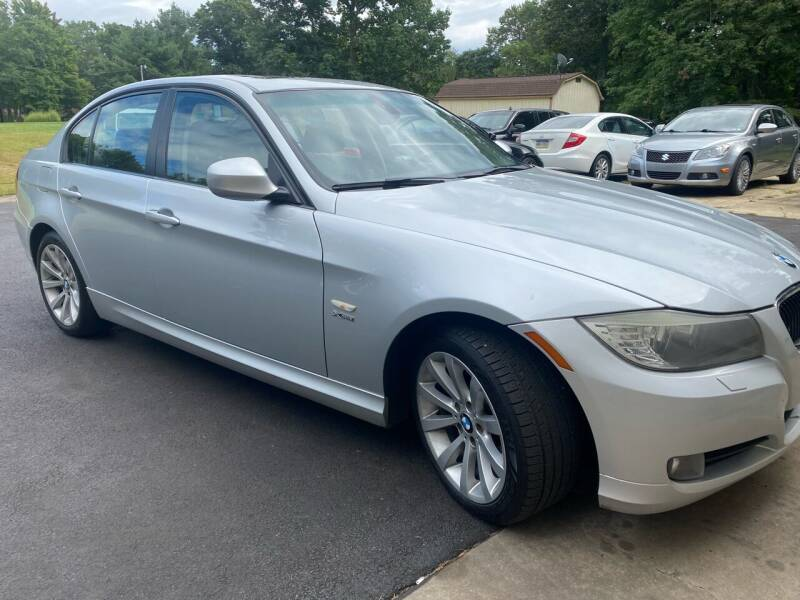 2011 BMW 3 Series for sale at C & C Automotive in Chicora PA