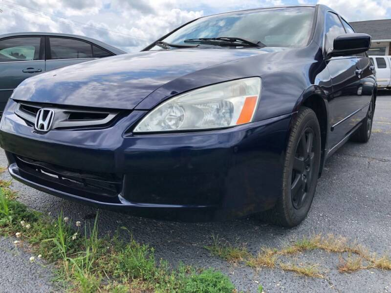 2005 Honda Accord for sale at Taylorville Auto Sales in Taylorville IL