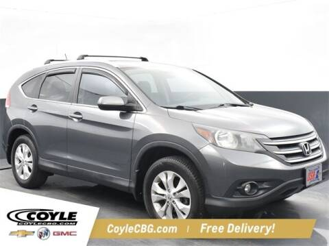 2014 Honda CR-V for sale at COYLE GM - COYLE NISSAN - New Inventory in Clarksville IN
