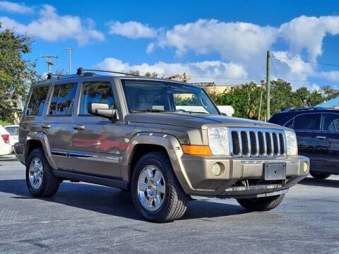 2006 Jeep Commander for sale at Select Autos Inc in Fort Pierce FL