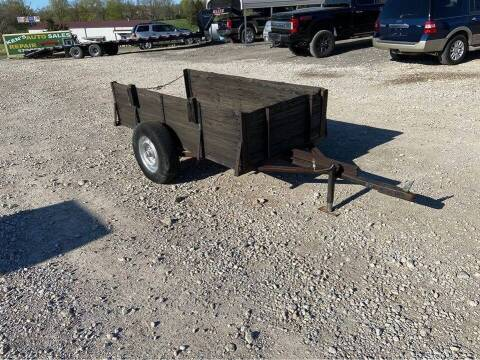 "2021 Farm 44""X8' Farm Trailer/Wagon for sale at Ken's Auto Sales & Repairs in New Bloomfield MO"