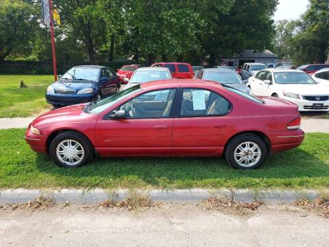 1998 Chrysler Cirrus for sale at D & D Auto Sales in Topeka KS