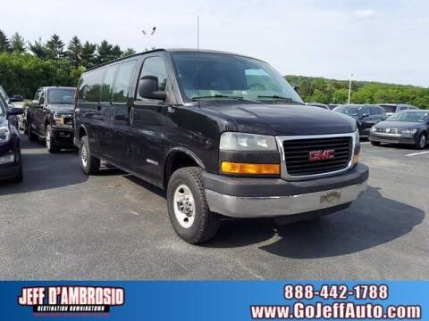 2006 GMC Savana Cargo for sale at Jeff D'Ambrosio Auto Group in Downingtown PA