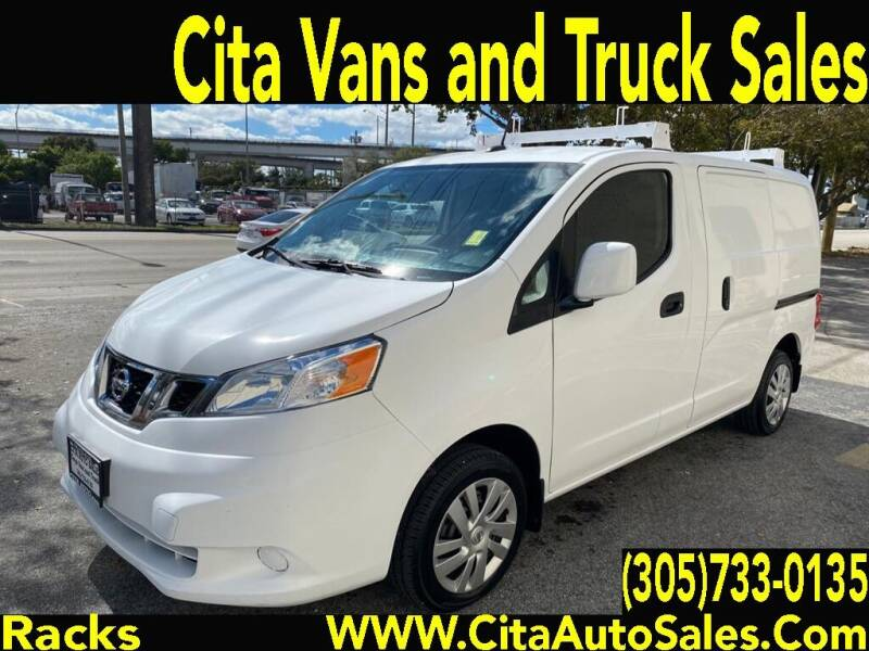 2017 Nissan NV200 for sale at Cita Auto Sales in Medley FL
