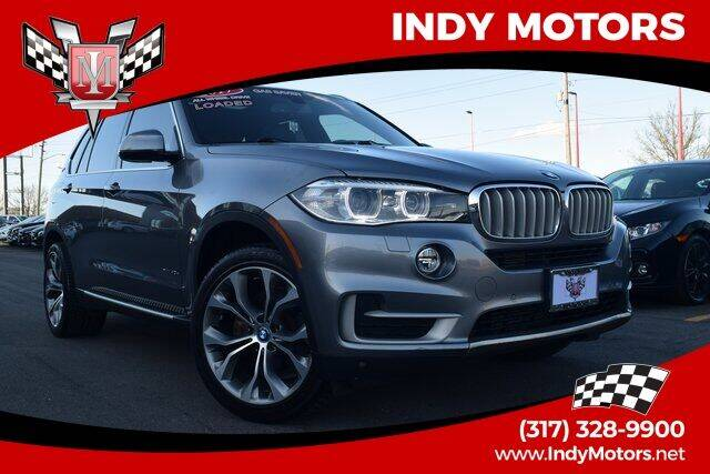 2017 BMW X5 for sale at Indy Motors Inc in Indianapolis IN