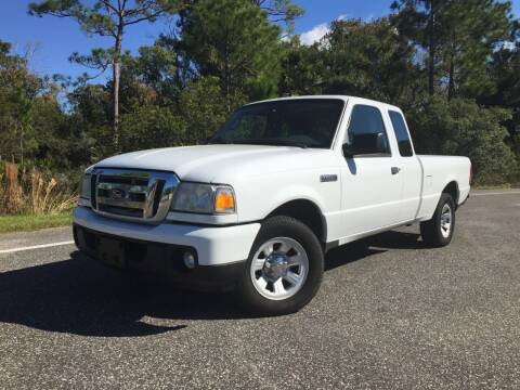 2010 Ford Ranger for sale at VICTORY LANE AUTO SALES in Port Richey FL