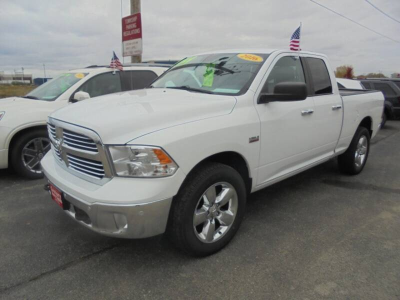 2016 RAM Ram Pickup 1500 for sale at Century Auto Sales LLC in Appleton WI