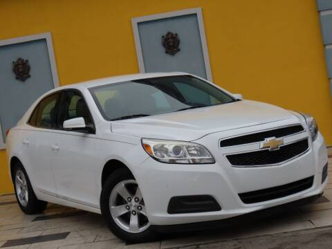 2013 Chevrolet Malibu for sale at Paradise Motor Sports LLC in Lexington KY