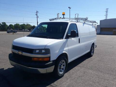 2009 Chevrolet Express Cargo for sale at Pammi Motors in Glendale CO