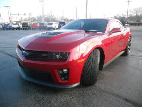 2013 Chevrolet Camaro for sale at Windsor Auto Sales - Nickey Camero in Loves Park IL