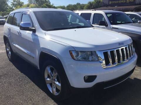 2013 Jeep Grand Cherokee for sale at eAutoDiscount in Buffalo NY