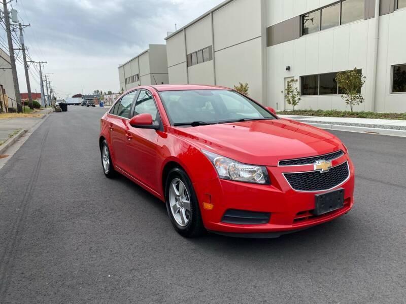 2014 Chevrolet Cruze for sale at Washington Auto Sales in Tacoma WA