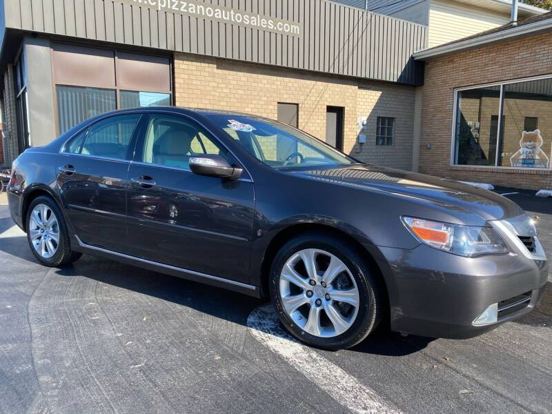 2010 Acura RL for sale at C Pizzano Auto Sales in Wyoming PA
