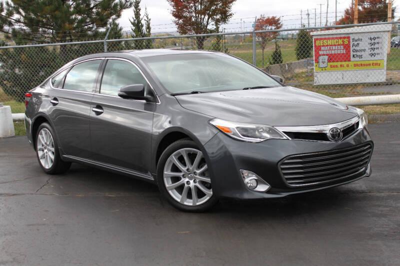 2013 Toyota Avalon for sale at Dan Paroby Auto Sales in Scranton PA