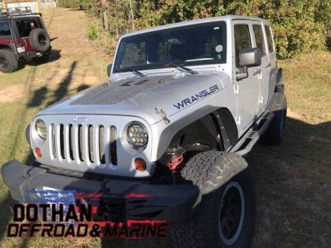 2012 Jeep Wrangler Unlimited for sale at Mike Schmitz Automotive Group in Dothan AL