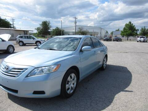 2007 Toyota Camry for sale at Grays Used Cars in Oklahoma City OK