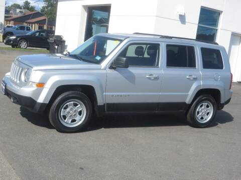 2014 Jeep Patriot for sale at Price Auto Sales 2 in Concord NH