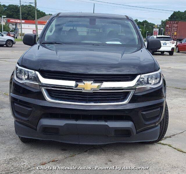 2018 Chevrolet Colorado for sale at Special Finance of Charleston LLC in Moncks Corner SC