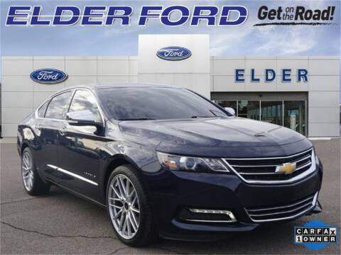 2019 Chevrolet Impala for sale at Mr Intellectual Cars in Troy MI