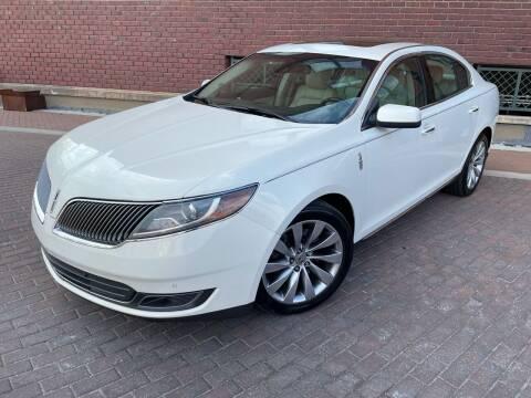 2013 Lincoln MKS for sale at Euroasian Auto Inc in Wichita KS