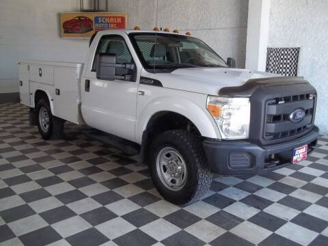 2015 Ford F-350 Super Duty for sale at Schalk Auto Inc in Albion NE