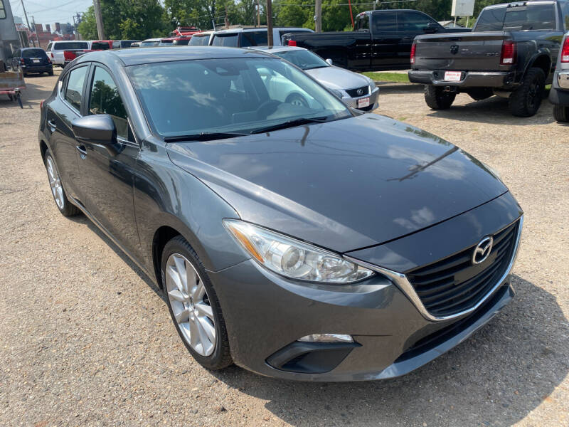2017 Mazda MAZDA3 for sale at Truck City Inc in Des Moines IA