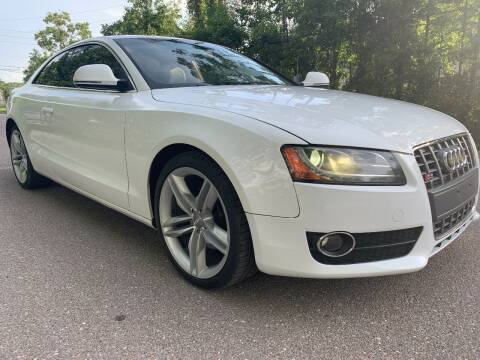 2009 Audi A5 for sale at Next Autogas Auto Sales in Jacksonville FL