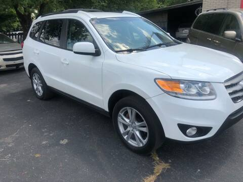 2012 Hyundai Santa Fe for sale at Right Place Auto Sales in Indianapolis IN