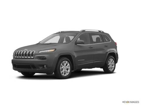 2017 Jeep Cherokee for sale at TETERBORO CHRYSLER JEEP in Little Ferry NJ